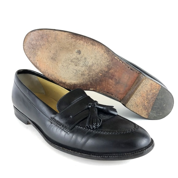 f9a90fb60c Cole Haan Shoes | Vintage Tassel Loafers Mens 105 N | Poshmark